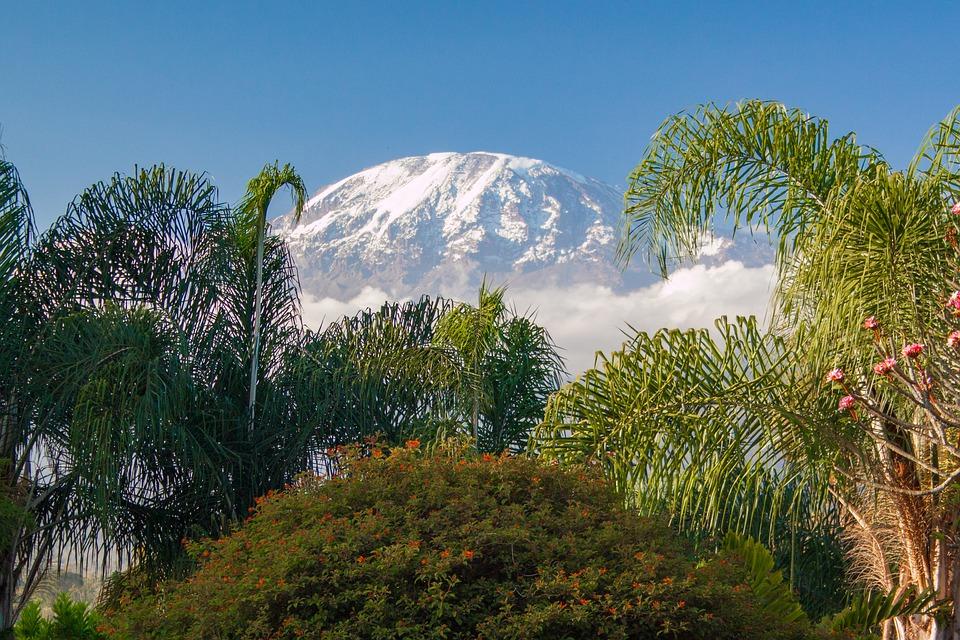 ascension kilimandjaro